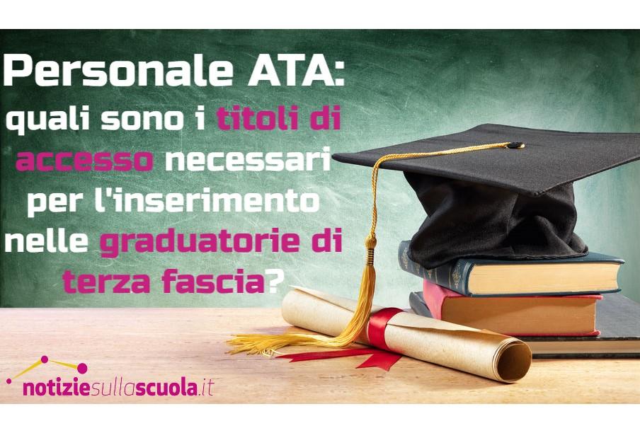 graduatorie-terza-fascia-ata-titoli-di-accesso